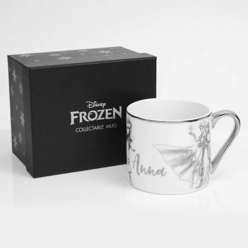 Disney Anna From Frozen Bone China Collectable Mug in Gift Box - ANNA